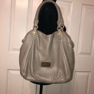 Marc by Marc Jacobs bag. Light gray